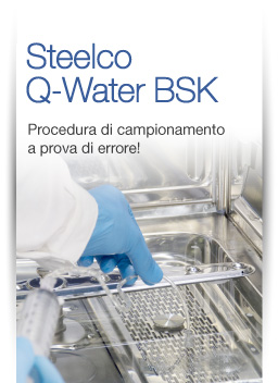 Steelco Q-Water BSK