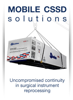steelco mobile cssd solutions