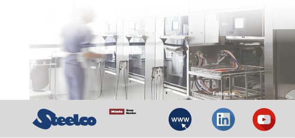 Steelco - Miele Group Member - Customization. Innovation. Excellence.