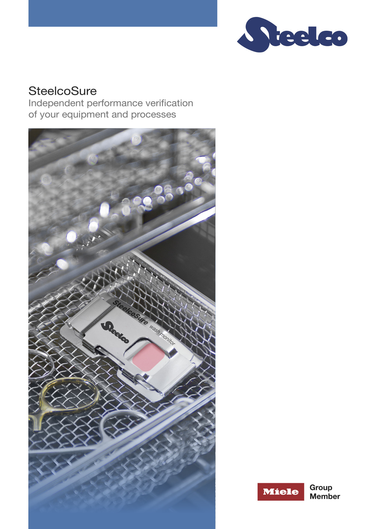 SteelcoSure - Process monitoring