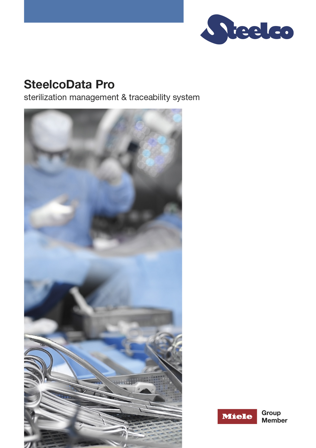 SteelcoData Pro - Management & traceability system