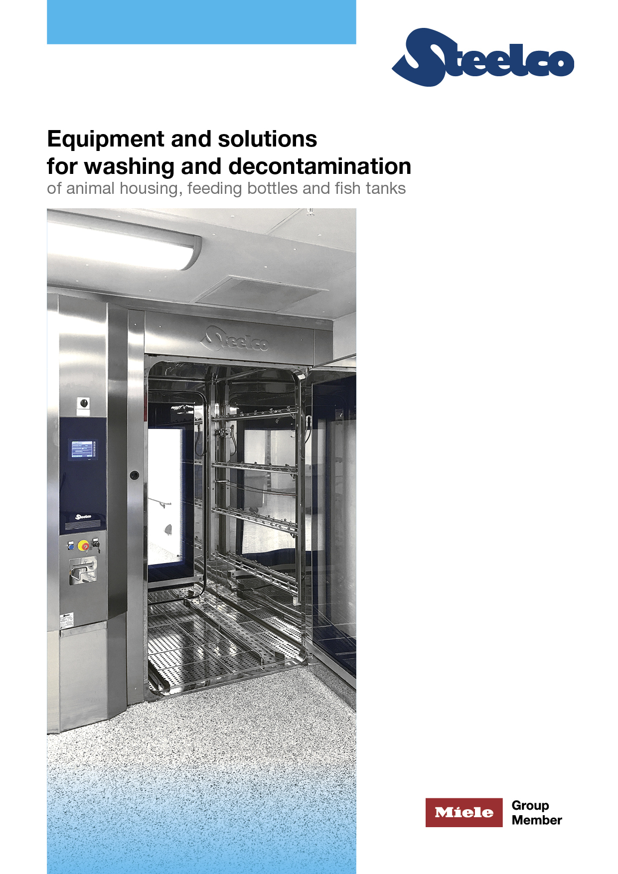 Lifescience application washing systems