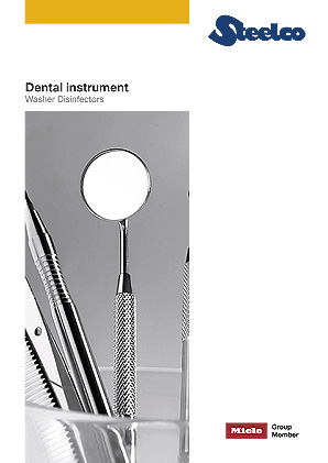Dental instruments process