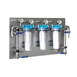 Filtration unit for drinking water