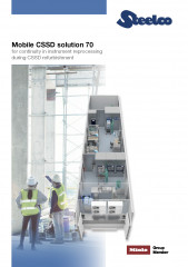 1_Steelco Mobile CSSD, Catalogue