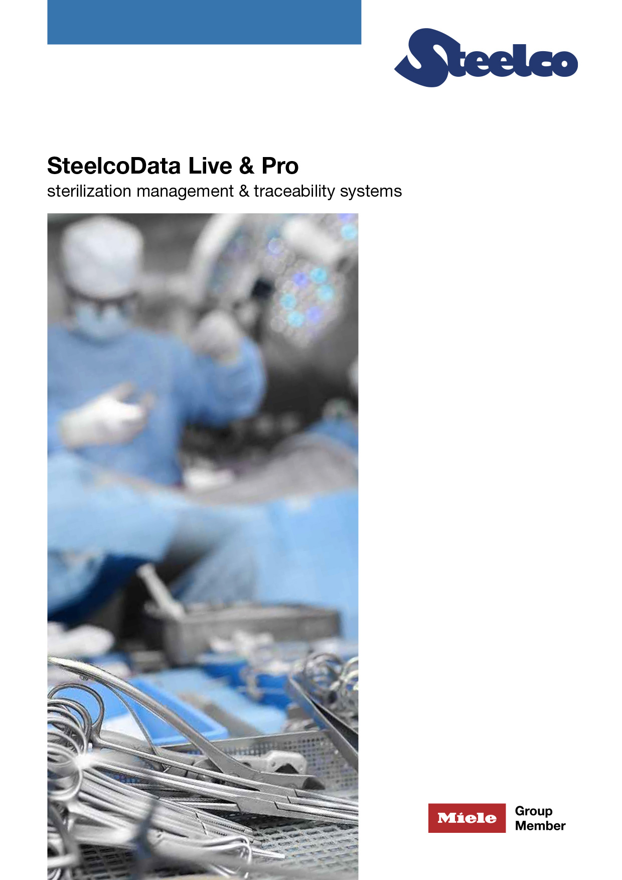 SteelcoData Suite - Management & traceability system